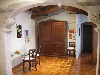 B b mantova a casa di andrea bed breakfast a casa di - Archi in pietra interno casa ...